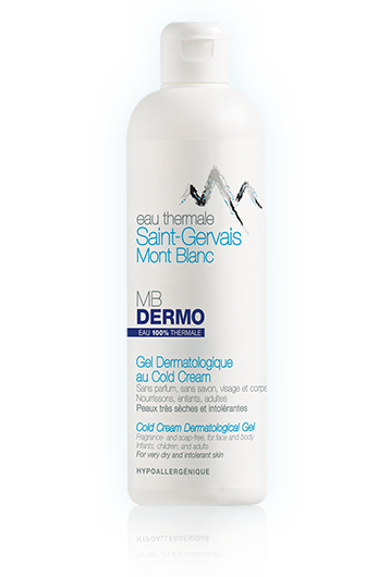 Gel Dermatologique au Cold Cream