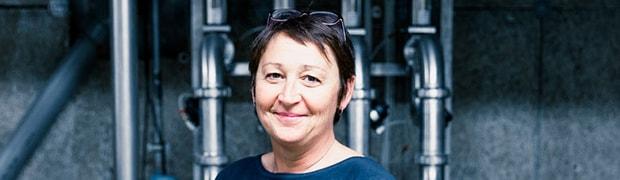Interview de Maud Durand, responsable de la qualité de l'eau thermale