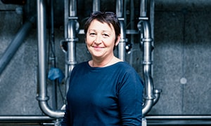 Interview de Maud Durand, responsable de la qualité de l'eau thermale