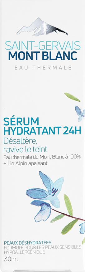 Sérum Hydratant Visage