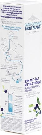 Soin Anti-âge Restructurant