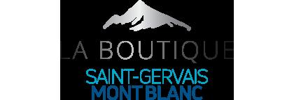 La boutique Saint-Gervais Mont Blanc