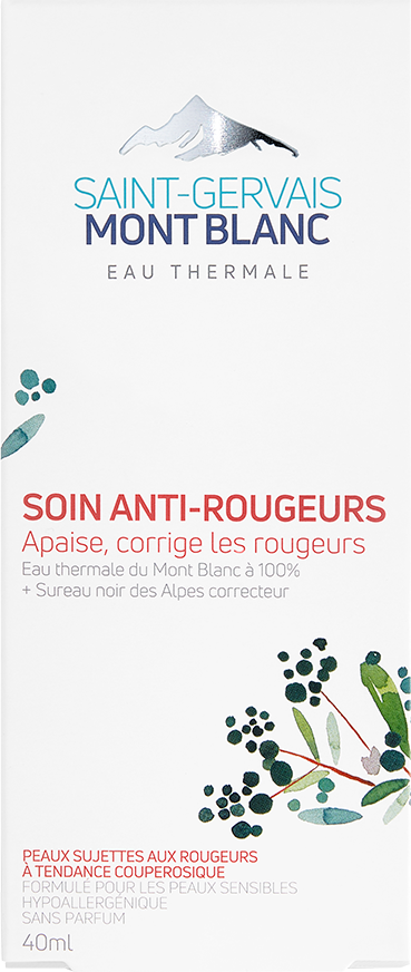 Soin Anti-rougeurs