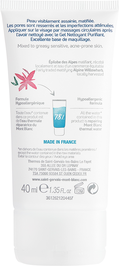 Soin Matifiant Anti-Imperfections
