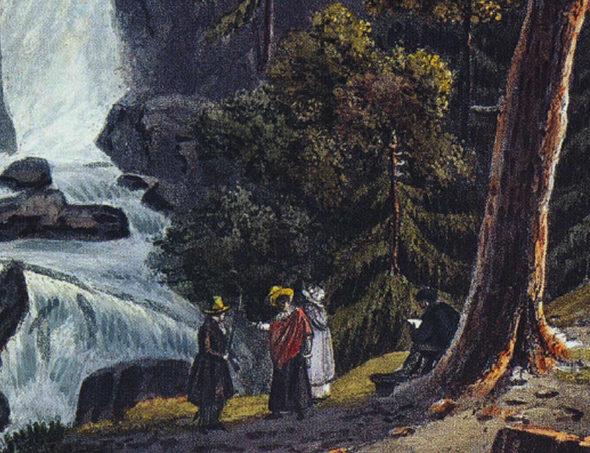 Maître Gontard découvre les bienfaits des eaux de Saint-Gervais