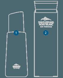 Bénéfices et conseils d'utilisation L'essence du Mont Blanc