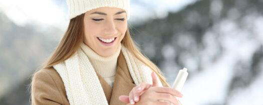 Comment ne pas avoir la peau sèche en hiver
