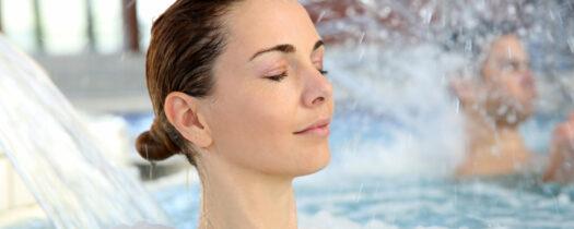 Cicatrice de césarienne : les bienfaits de l'eau thermale
