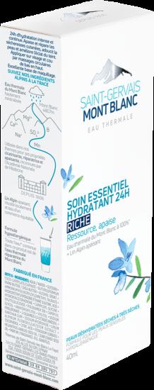 Soin Essentiel Hydratant Riche 24h